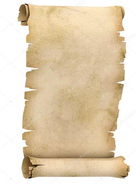 salmo 121 testo rotolo di pergamena su sfondo bianco foto stock