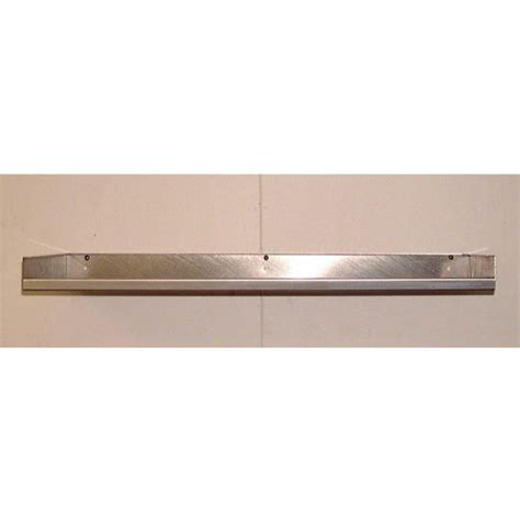 stainless steel floating shelves by stainless craft