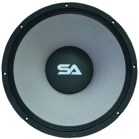 Speaker Toto Sound 18 Inch 18 quot subwoofer driver speaker sub woofer speakers seismicaudio
