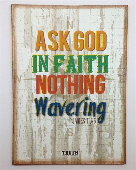 themes in god s bits of wood ask god in faith 2017 youth theme 5x7 wood plaque