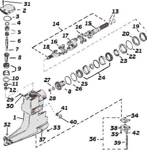 mercruiser sterndrive parts diagram mercruiser alpha one outdrive parts diagram sketch