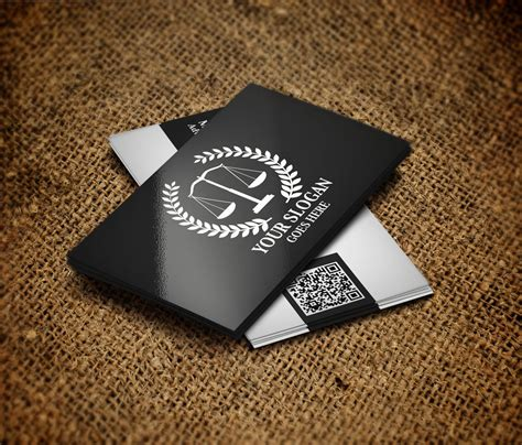 business card  lawyers advocate lawyers business