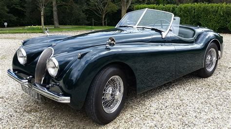 1954 jaguar xk120 se roadster 1954 jaguar xk120 xk120 se roadster ots for sale classic