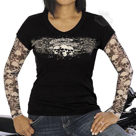 tattoo cover up long sleeve shirt pin harley davidson tattoo sleeve shirt pictures on pinterest