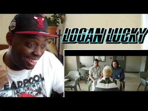 A Place Trailer Reaction Logan Lucky Trailer Reaction