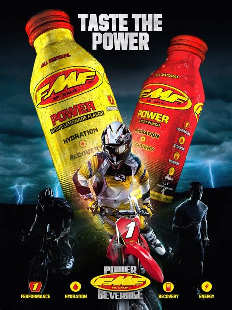 the energy drink market fmf enters the energy drink market dirt bike magazine