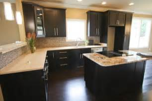 Java Kitchen Cabinets by Java Shaker Kitchen Cabinates Photos Pictures