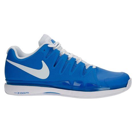 nike tennis sneakers nike zoom vapor 9 5 tour clay tennis shoes blue