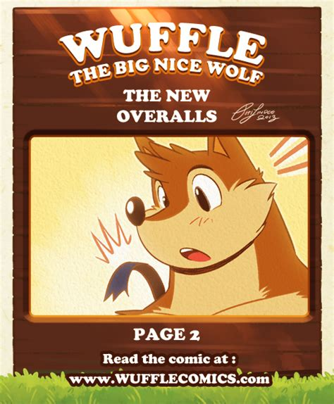 New Overall 2 wuffle comics the new overalls 2 10 by pitiyindee on