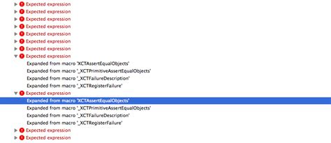 xcode 6 autolayouts stack overflow xcode6 xcode 6 xctest quot expected expression quot stack