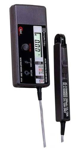 Digital Cl Meters Kyoritsu Model 2010 kyoritsu 2010 low voltage ac dc digital cl meter 20a kyoritsu