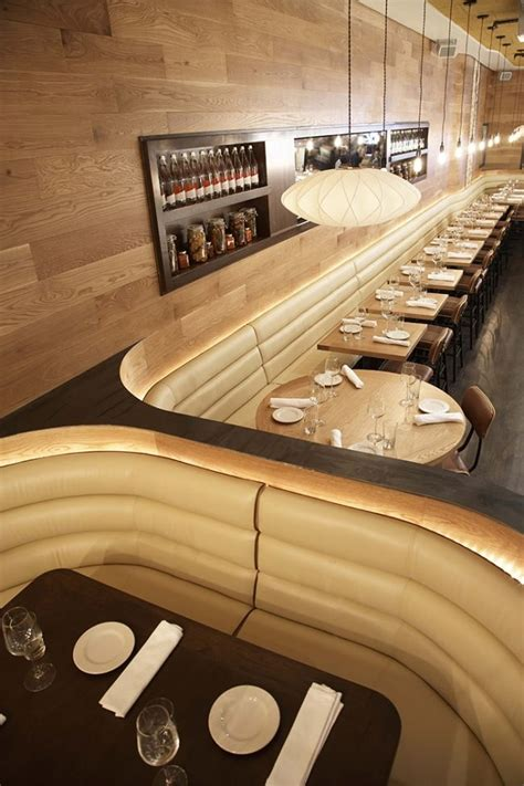 25 best ideas about restaurant banquette on
