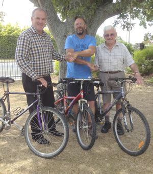 The Bike Shed Cork by Mens Shed Refurbishing Bikes The Martinborough