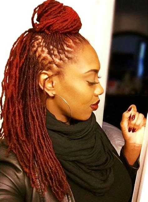 hair styles for locked hair 1000 ideas about locs on pinterest sisterlocks