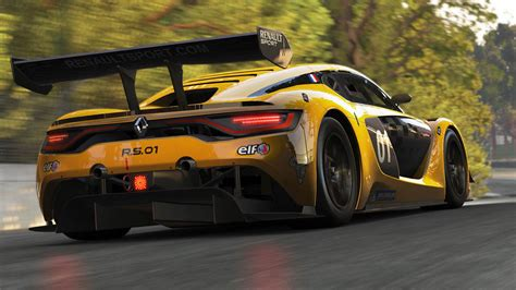 renault sport car project cars renault sport car pack on ps4 official