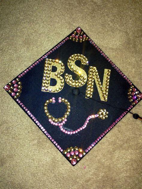 nursing grad cap decoration nursing graduation cap
