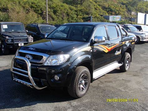 Toyota Up Hilux 2009 Toyota Hilux Up Images 2500cc Diesel Manual
