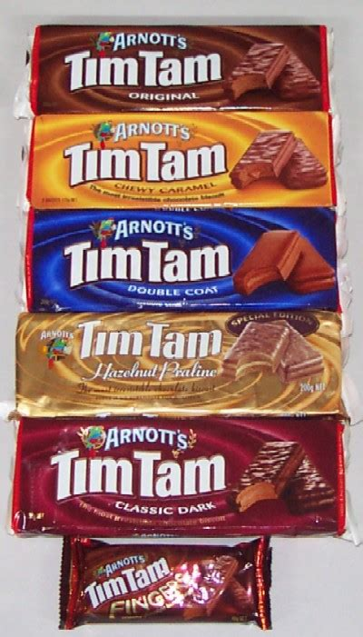 Timtam Peanut Butter tim tams 365 tasmania
