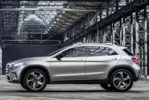 Mercedes Gla Mercedes Gla Concept Concept Cars Diseno