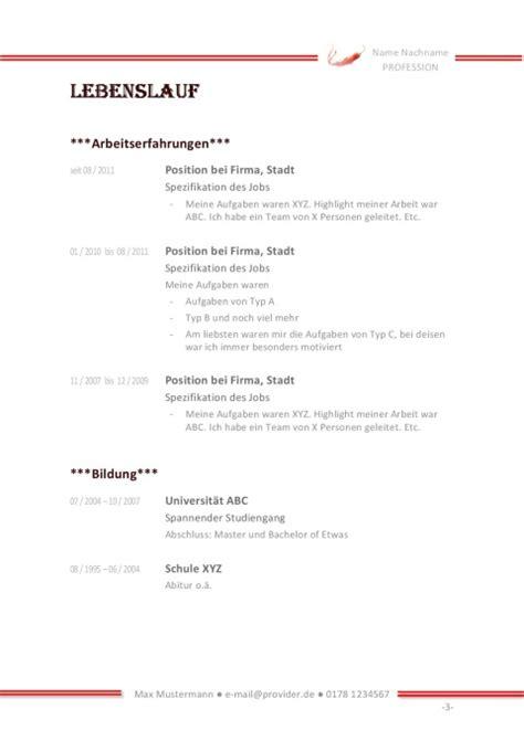 Lebenslauf Vorlage Koch layout f 252 r die bewerbung als koch jobguru