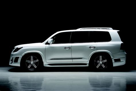 wald lexus wald lexus lx570 sports line black bison edition