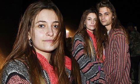 paris jackson gabriel paris jackson wears colorful jacket as she hangs out with