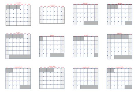 printable calendar grid driverlayer search engine