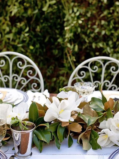 Magnolia Wedding Decorations by Best 25 Magnolia Centerpiece Ideas On