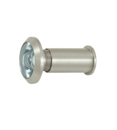 Door Eye by Door Security Glass Eye Viewer 200 Degree Deltana 55211 Doorware