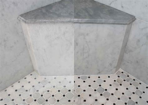 Soap Scum On Shower Floor by Restoration Gallery Millestone Marble Tile