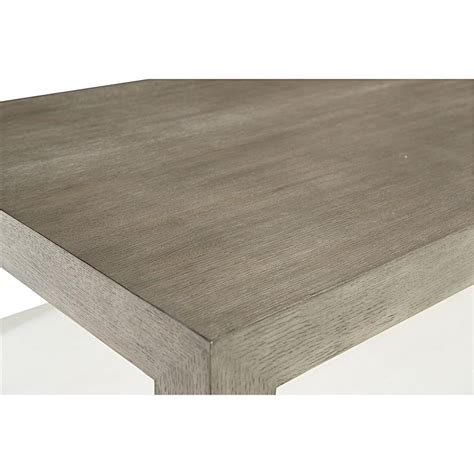 Grey Wood Coffee Table Marqua Coastal Rustic Grey Wood White Interior Coffee Table