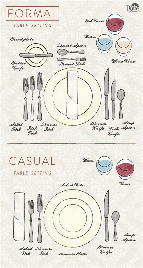 setting the table for 25 best ideas about casual table settings on