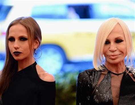Allegra Versace Clings To In Anorexia Battle by Who Is Allegra Versace The Heiress To The Versace Throne