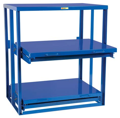 heavy duty tool and die shelving