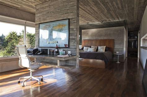 chambres 駻aires maison b 233 ton contemporaine par bak arquitectos argentine