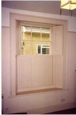 piece wooden shutters inspiration  dressing