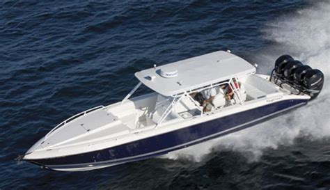 best 35 40 foot center console 150 300k - Center Console Boats Over 40 Ft