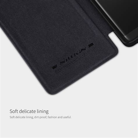 Iphone 5 Nillkin Qin Series Leather nillkin qin series leather for samsung galaxy note 8