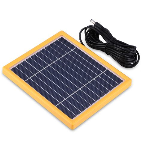 Outdoor Solar Power Panel Led Light L Charger Home Solar Power Led Light