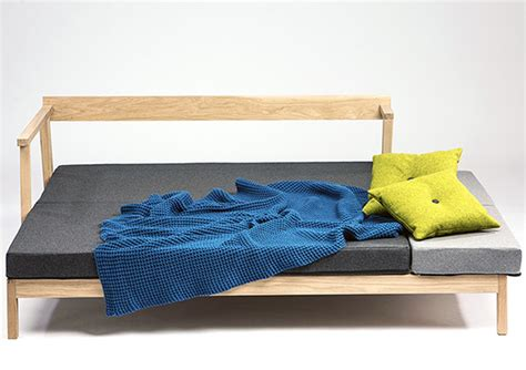 Sofa King Cold This Sofabed Is Sofa King Cool Yanko Design