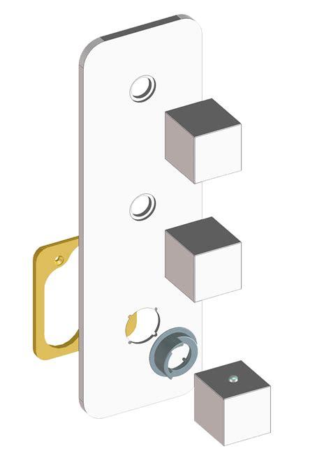 outlet rubinetti rubinetti bagno cube 2 outlets lp z032204 z030201 000
