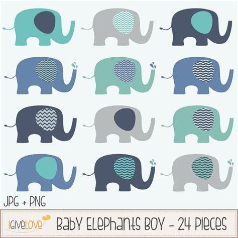 Free Elephant Nursery Printables