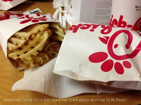 Chick Fil A Opening Giveaway - blessings all mine 870 885 and one thousand gifts giveaway