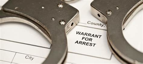 How Is A Search Warrant Valid Check If You A Warrant Instantly Search Now Here