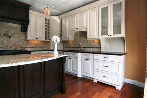 Two Color Kitchen Cabinets Ideas Two Tone Kitchens Cabinets Trend Ideas Jburgh Homesjburgh Homes