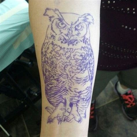 strange daze tattoo 98 best images about owl on great
