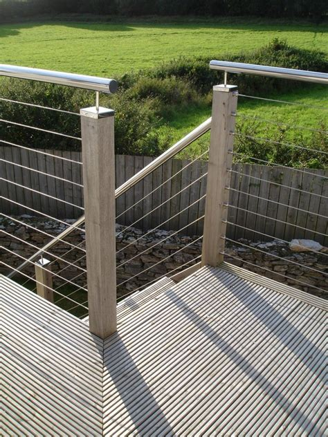 wire balustrade kits   measure patio railing