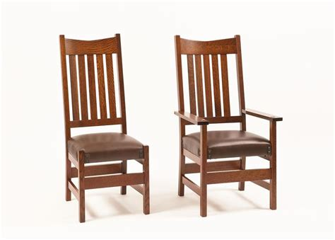 mission dining room chairs amish mission dining room chair