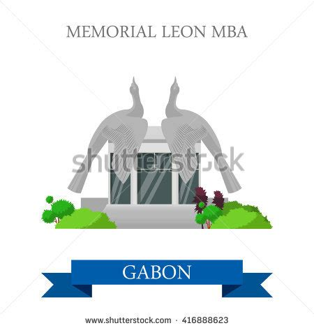 The Memorial Mba by Libreville Stock Photos Royalty Free Images Vectors