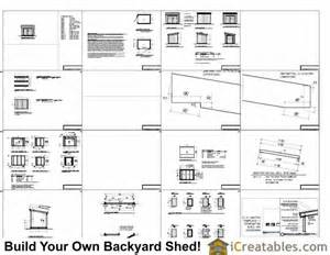 my free generator shed plans shed plans for free